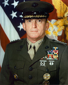 General Charles Krulak