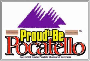 Pocatello, Idaho Flag