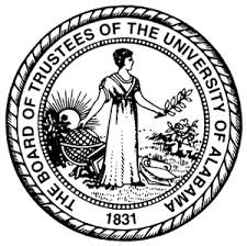 The University of Alabama Board of Trustees Seal