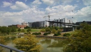 Railroad Park & Neighborhood