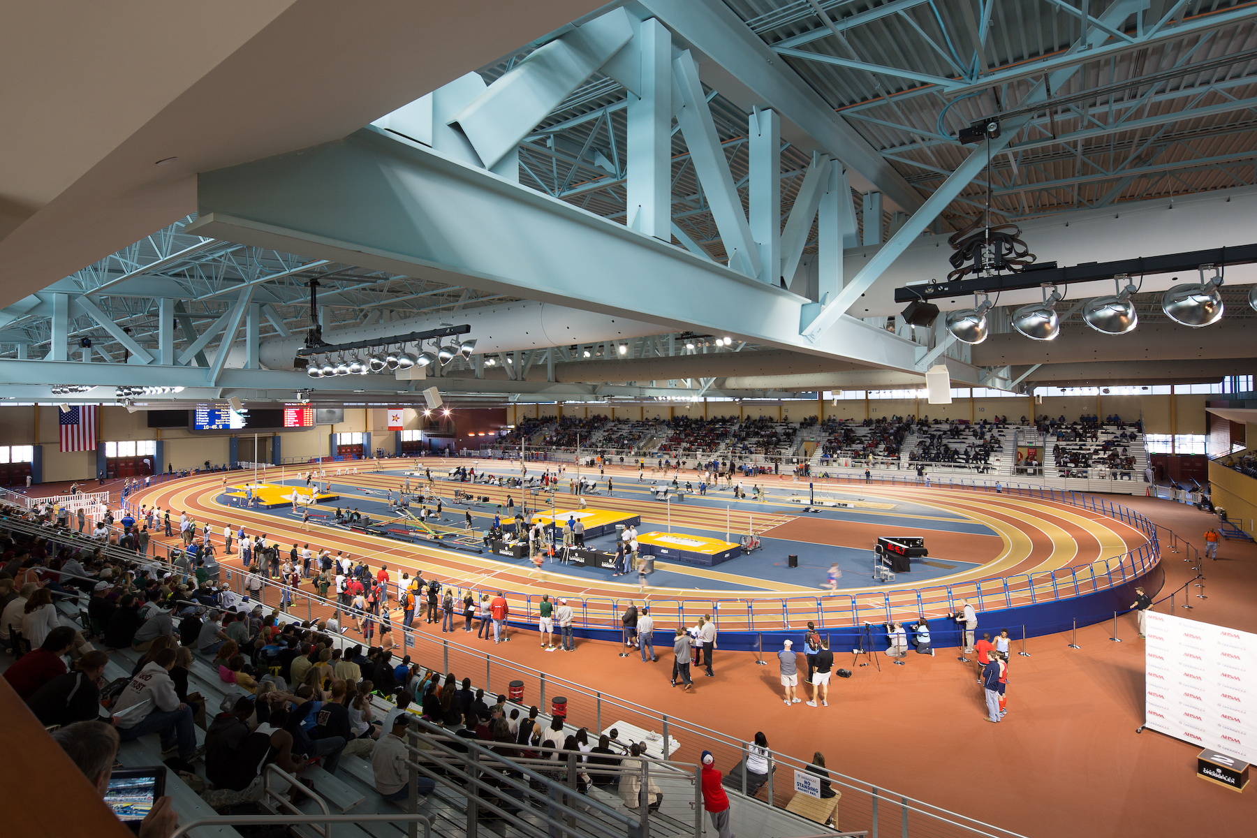 birmingham crossplex track meet images