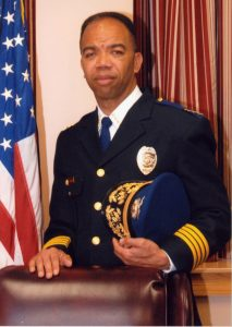 Chief A.C. Roper Birmingham Police Department