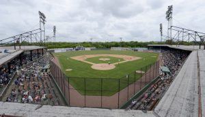 Rickwood Field--the oldest baseball park in America