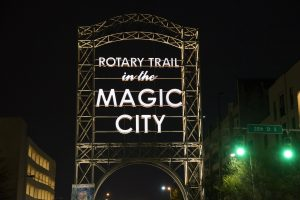 Rotary Trail--Birmingham is surprisingly awesome
