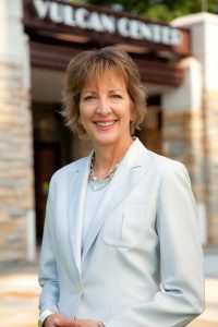 Darlene Negrotto, President & CEO of Vulcan Park Foundation