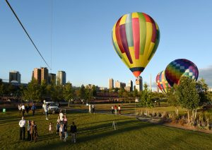 Railroad Park--One of many recent Birmingham successes