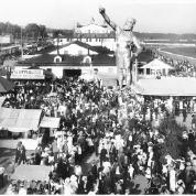 Vulcan at Alabama State Fair Grounds
