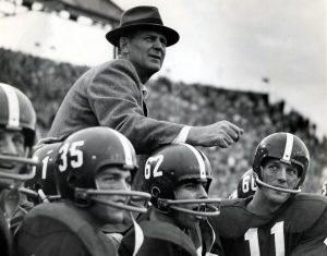 Birmingham: Bear Bryant may be turning over in his grave